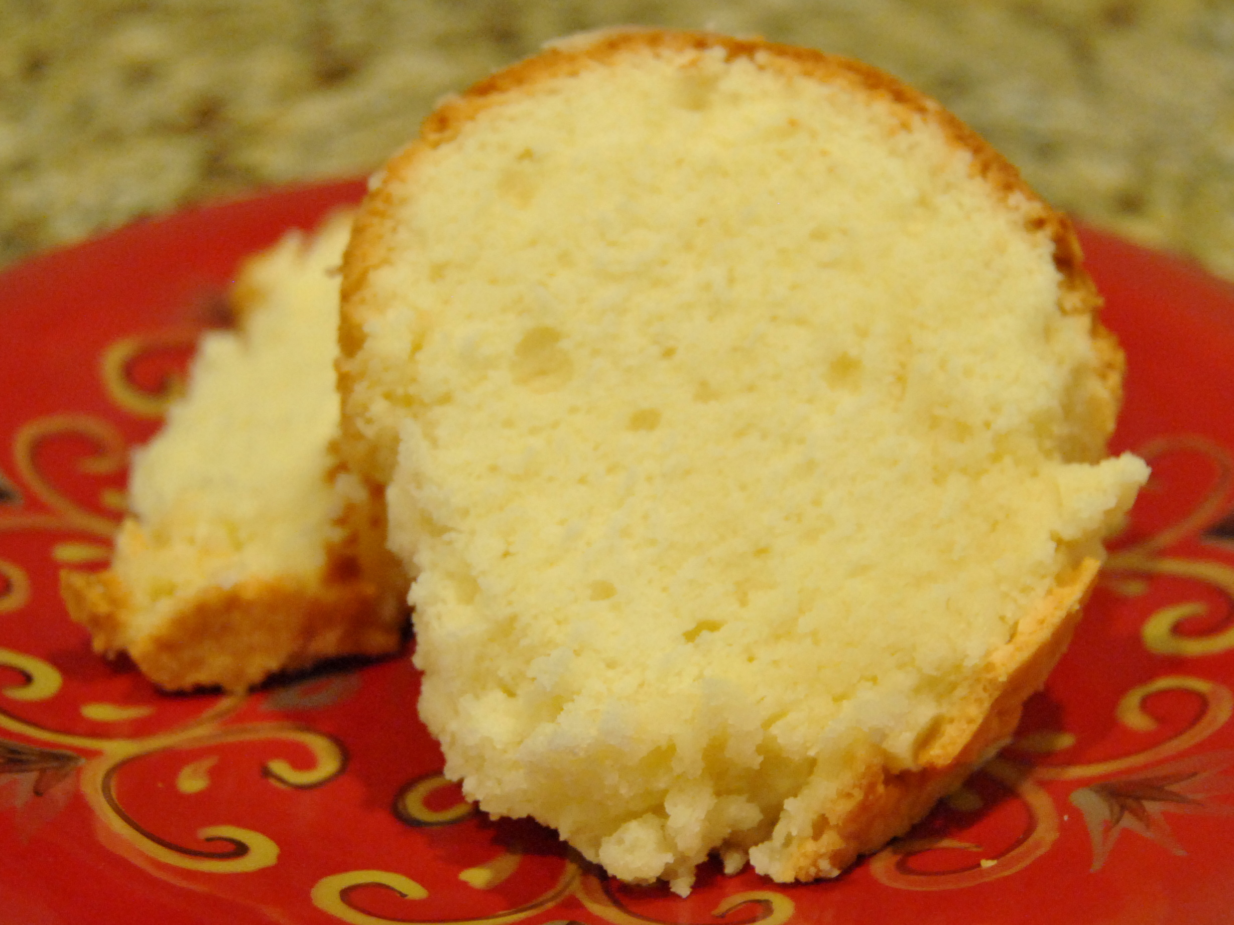 Cream Cheese Pound Cake | Adventures In Womanland